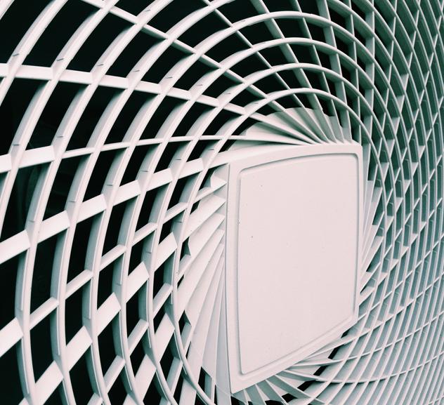 Refrigeration fan and maintenance